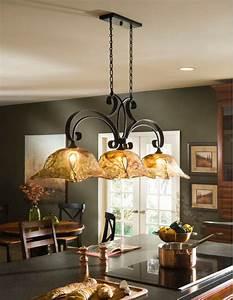 Vetraio oil rubbed bronze kitchen island light toffee art