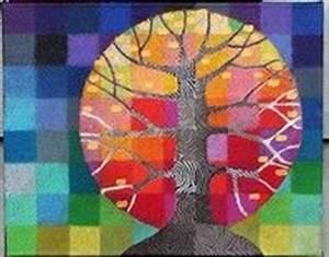 Digital painting couleurs chaudes froides drawings for Couleur froides et chaudes 3 arbres couleurs chaudes et froides