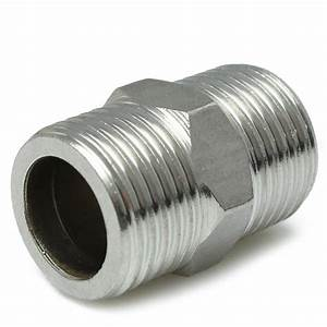 12 Inch Stainless Steel Nipple Pipe Fitting Tube