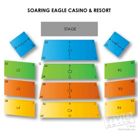 soaring eagle casino  resort seating chart vivid seats