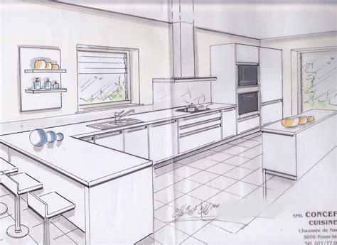plans de cuisine installer une cuisine tout savoir pour la concevoir la