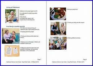 Easy Read Service User Guide For Care Home  U2014 Easy Read