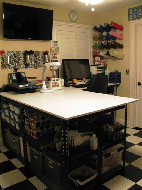 craftaholics anonymous craft room  lana  studio