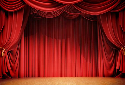 Theatre Drape by Cinema Curtains Stage Curtains Theatre Curtains