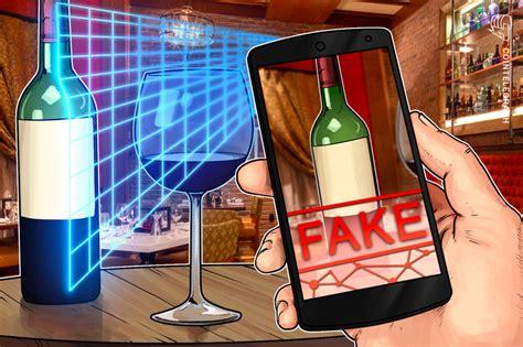 Chinese Alcohol Wholesaler Testing Anti-Counterfeiting ...