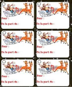 étiquettes De Noel à Imprimer : etiquettes cadeaux no l le blog de ~ Melissatoandfro.com Idées de Décoration