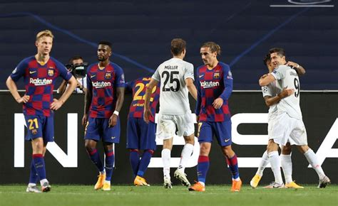 Some of the best players of all times have played for barça: End of an era after Barca suffer 'painful' defeat - Rediff ...
