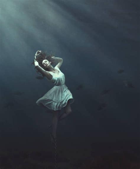 trapped underwater  zuzana uhlikova buy fine art