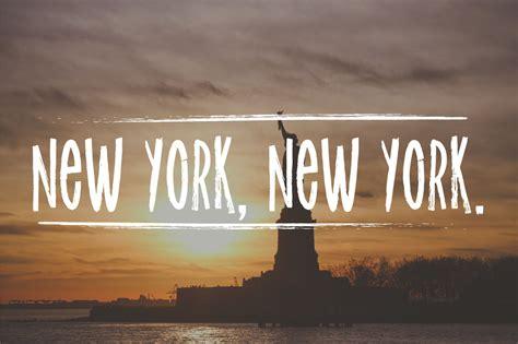New York font! By Latin Vibes   TheHungryJPEG.com
