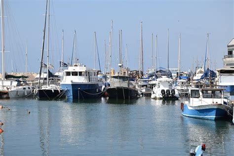 Port Boat by Boats Harbor Jaffa 183 Free Photo On Pixabay