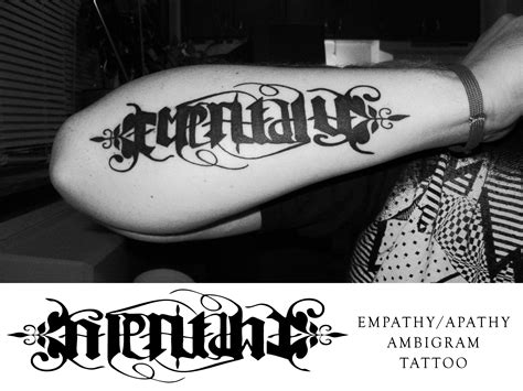 ambigram tattoos designs ideas  meaning tattoos