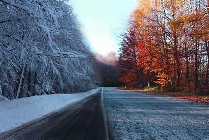Winter Autumn Vs 5k Wallpapers Nature Snow