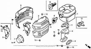 Honda Engines Gx340 Lx Engine  Jpn  Vin  Gc05