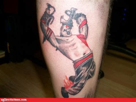 ugliest tattoos page  bad tattoos  horrible fail