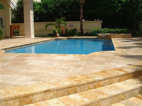 Travertine Pool Coping Near Me