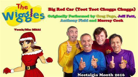 The Wiggles Big Red Car T… | Mungfali