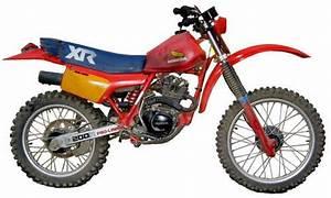 Xr80r-xr100r 1985-1997 Workshop Repair Manual