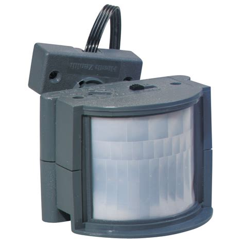 Add Motion Sensor To Existing Porch Light