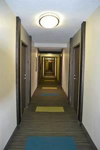 The, Calhoun, Lobby, U0026, Hallways
