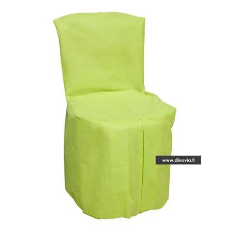housse de chaise jetable pas cher