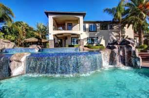 Big Houses with Pools Slides