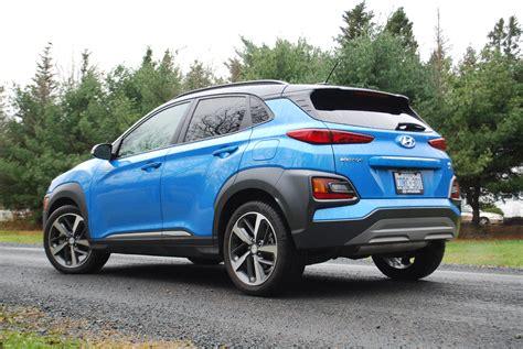 The electric version called the kona electric (or kona ev. Review: 2018 Hyundai Kona - WHEELS.ca