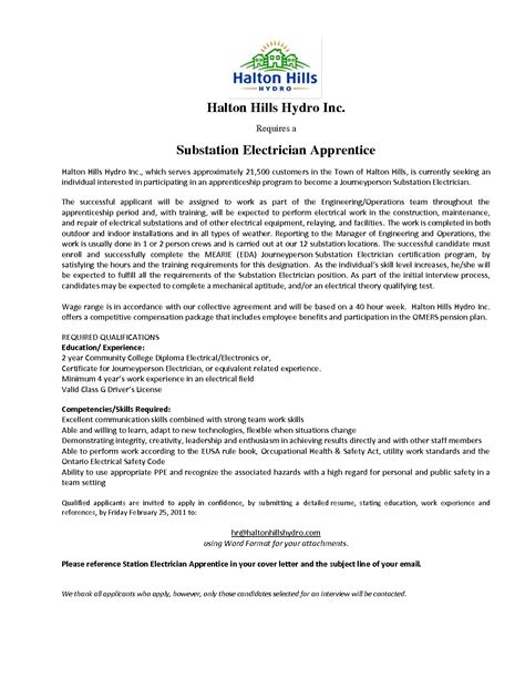 Apprentice Electrician Cover Letter Sle by Electrician Apprentice Cover Letter Cover Latter Sle