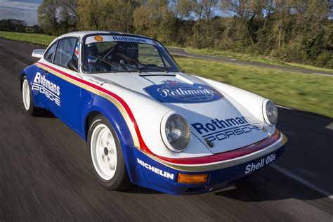Porsche 911 Sc Rs King Of The Stage Total 911