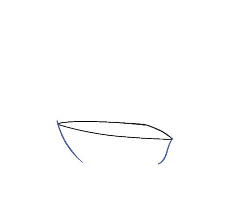 Boat Shape Drawing by How To Draw A Boat In A Few Easy Steps Easy Drawing Guides