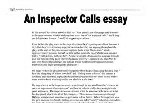 essay on responsibility in an inspector calls Essays on new topic social responsibility in an inspector calls the new topic social responsibility in an inspector calls is one of the most popular assignments among students' documents if you are stuck with writing or missing ideas, scroll down and find inspiration in the best samples.