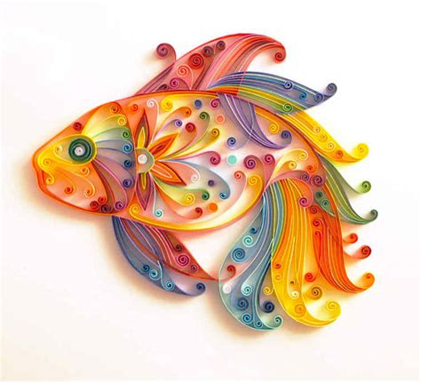 finest paper quilling designs  artworks