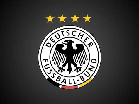 Wie lauten die aktuellen fussball ergebnisse? Germany Football Logo 4 Stars Wallpaper - Deutscher Fussball-Bund - HD Wallpapers   Wallpapers ...