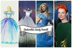 Exclusive Sandy Powell Costume Designer Cinderella Movie