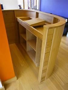 >DJ Booth by Norfolk Furniture Maker Mark Rhodes – Mark