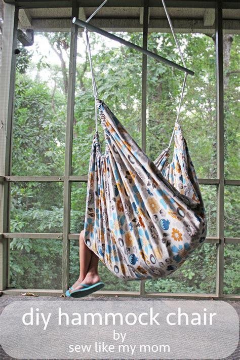 diy hammock chair hammock chair for sew like my