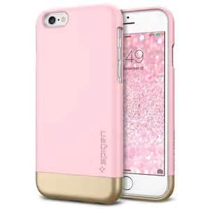 "Spigen Style Armor Case for 4.7""For Apple iPhone 6-Sherbet Pink"