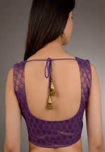 front to back earrings blouse back neck designs of heaven