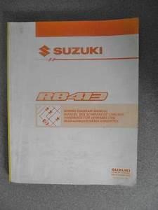 Suzuki Wagon R Rb413 Wiring Diagram Manual 1999