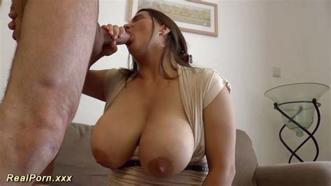 Massive Boob German Gives Hot Titjob Hd From Real