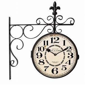 Maison Du Monde Horloge Murale : maison du monde horloge murale gallery of trendy simple horloge regent chrome with maison du ~ Teatrodelosmanantiales.com Idées de Décoration