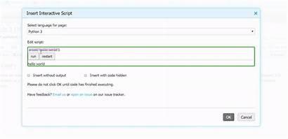 Notebooks Executable Programming Jupyter Figures Code Libretexts