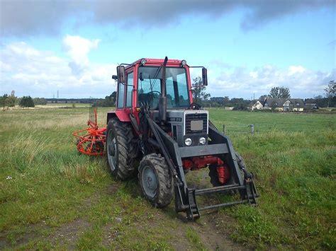 Belarus 572 Bx  Billeder Af Traktorer  Uploaded Af Lars E