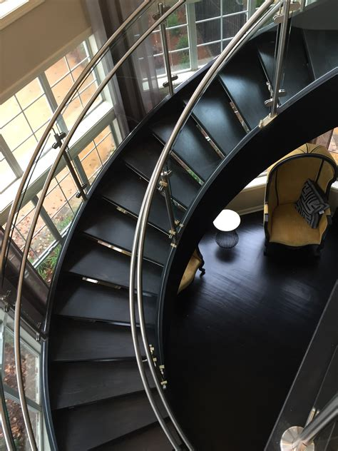 steel by design modern staircases glass and stainless steel