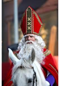 Saint Nicholas Sinterklaas