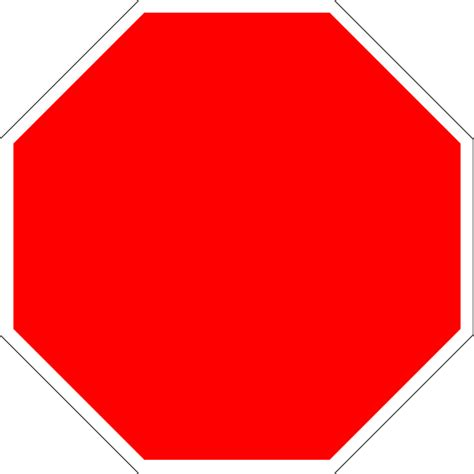 stop sign template file blank stop sign octagon svg wikimedia commons