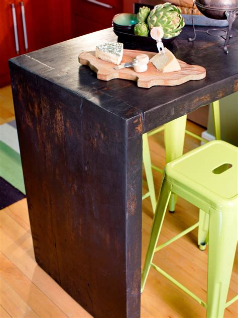 small kitchen table with storage space saving ideas for room in the kitchen diy 8097