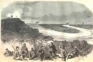 The Siege of Vicksburg Civil War Battle