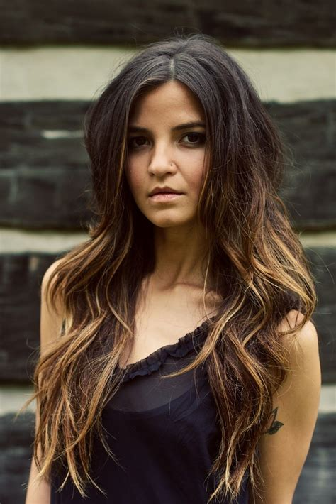 intense   color change hairstyle cabello