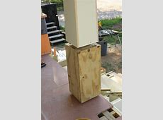 Journal of Light Construction Craftsman Porch Columns