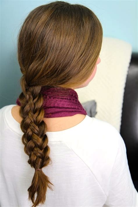 stacked braids cute braided hairstyles cute girls